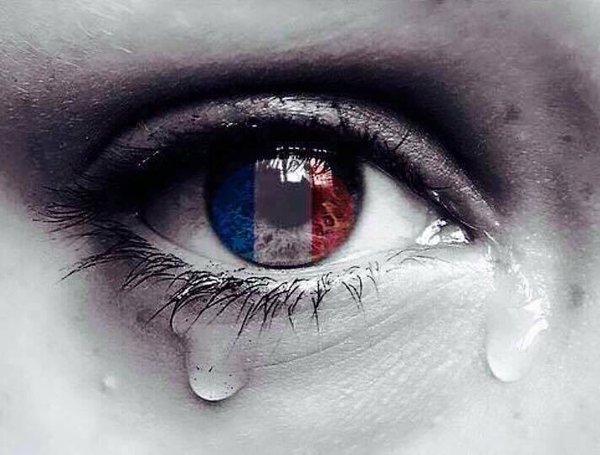Paris is Mourning